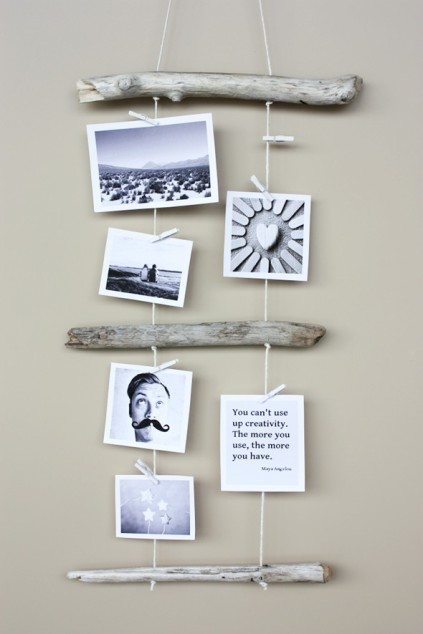 display diy dia del padre